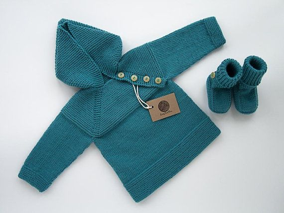 Pin on Baby sweaters, vests, dresses