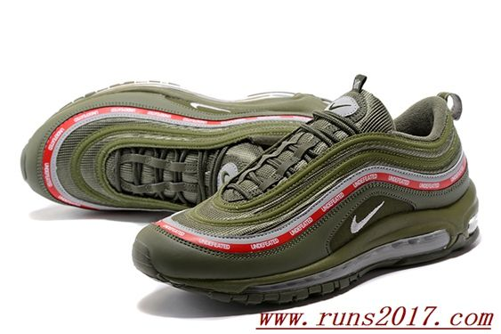 f1a22365ec Nike Air Max 97 x Undefeated Amy Green | Kicks | Nike air shoes ...