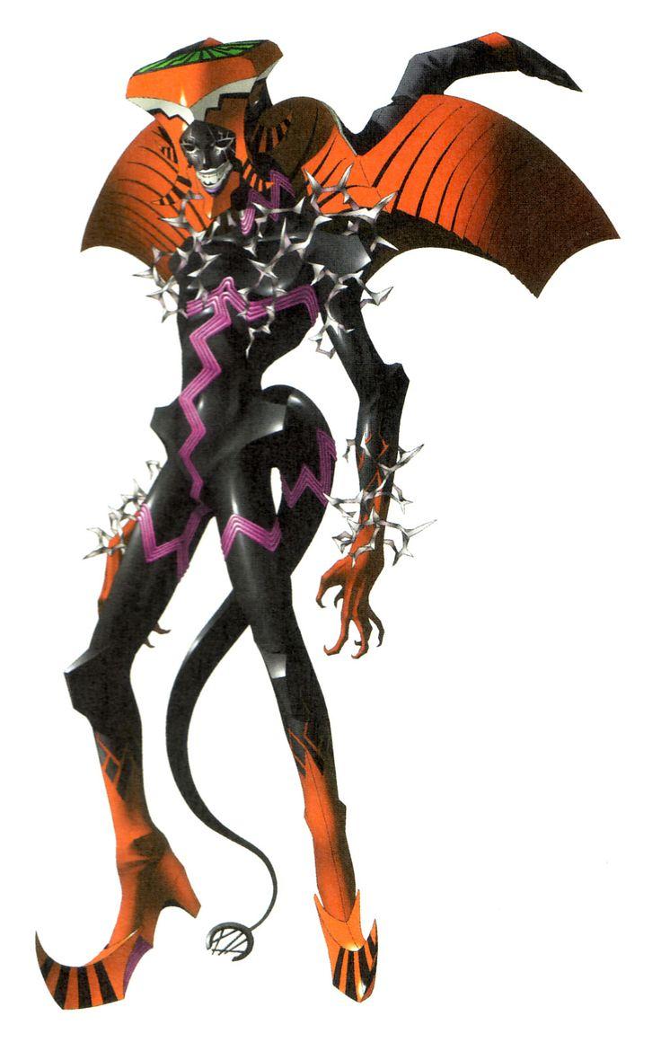 Joker Persona SMT / K.K.