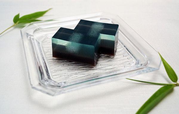 "Japanese Sweets, wagashi, ""Milky Way"""