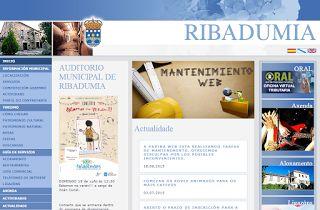 CORES DE CAMBADOS: O CONCELLO DE RIBADUMIA DENUNCIA O ROUBO DE DISCOS...