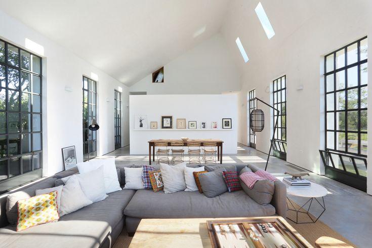 My Guest House / TA Dumbleton – nowoczesna STODOŁA | wnętrza & DESIGN | projekty DOMÓW | dom STODOŁA