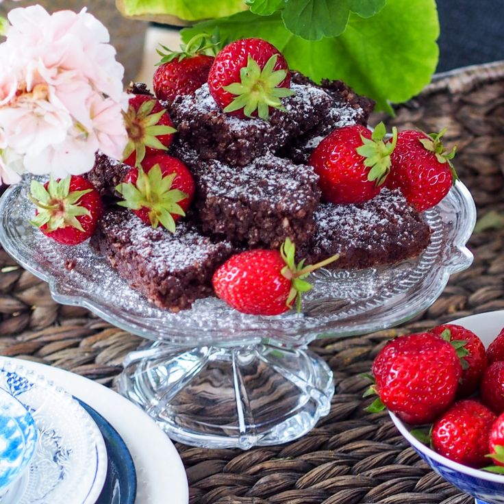 90 kaloriers brownie - uten sukker eller helsekostprodukter