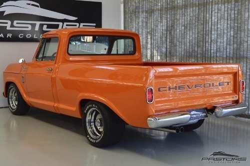 chevrolet c10 4100 - 1971