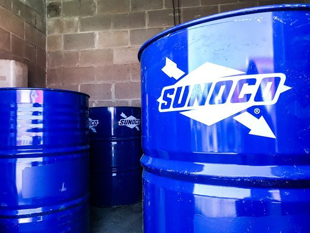 We have your Sunoco Race Fuel for @tx2k! We're stocked on
