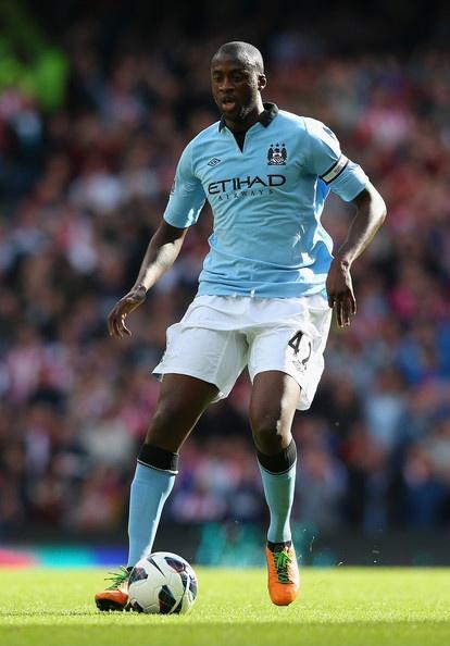 Yaya Toure Photo - Manchester City v Sunderland - Premier League