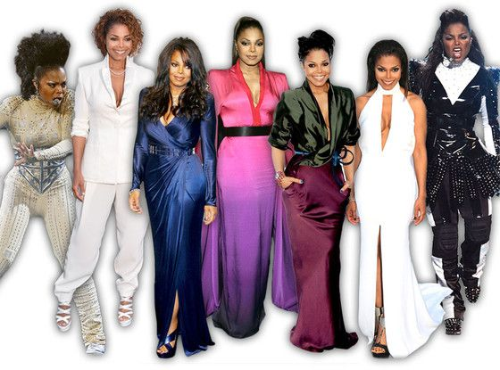 Janet Jackson, Best Looks! Ode to an Icon! See Janet Jackson's Best Looks From Red Carpet to Concerts