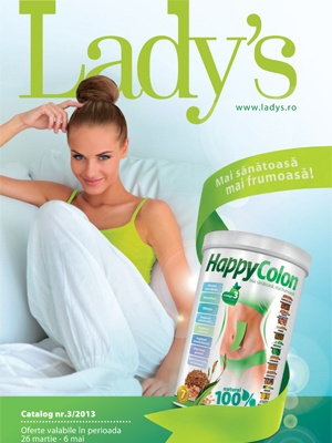 Catalog Ladys aprilie mai 2013