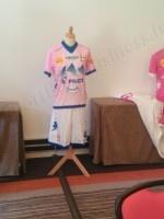 Pilot s'affiche sur les nouveaux maillots d'Evian Thonon Gaillard FC 2012-2013