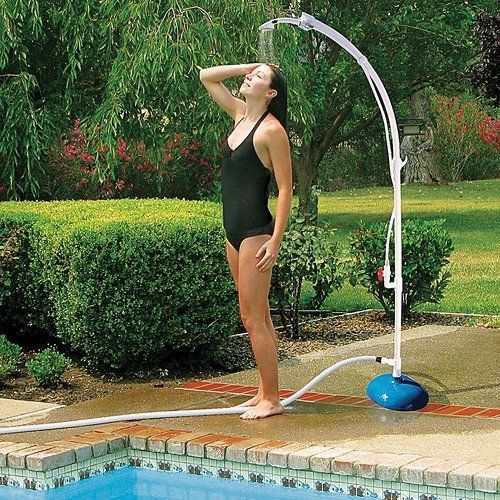 Outdoor-Pool-Shower-Poolside-Portable-Patio-Camping-Backyard-Freestanding-Camp