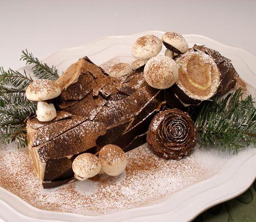 pictures of buech de noel | Woodland Buche de Noel-Gluten Free! | Flickr - Photo Sharing!