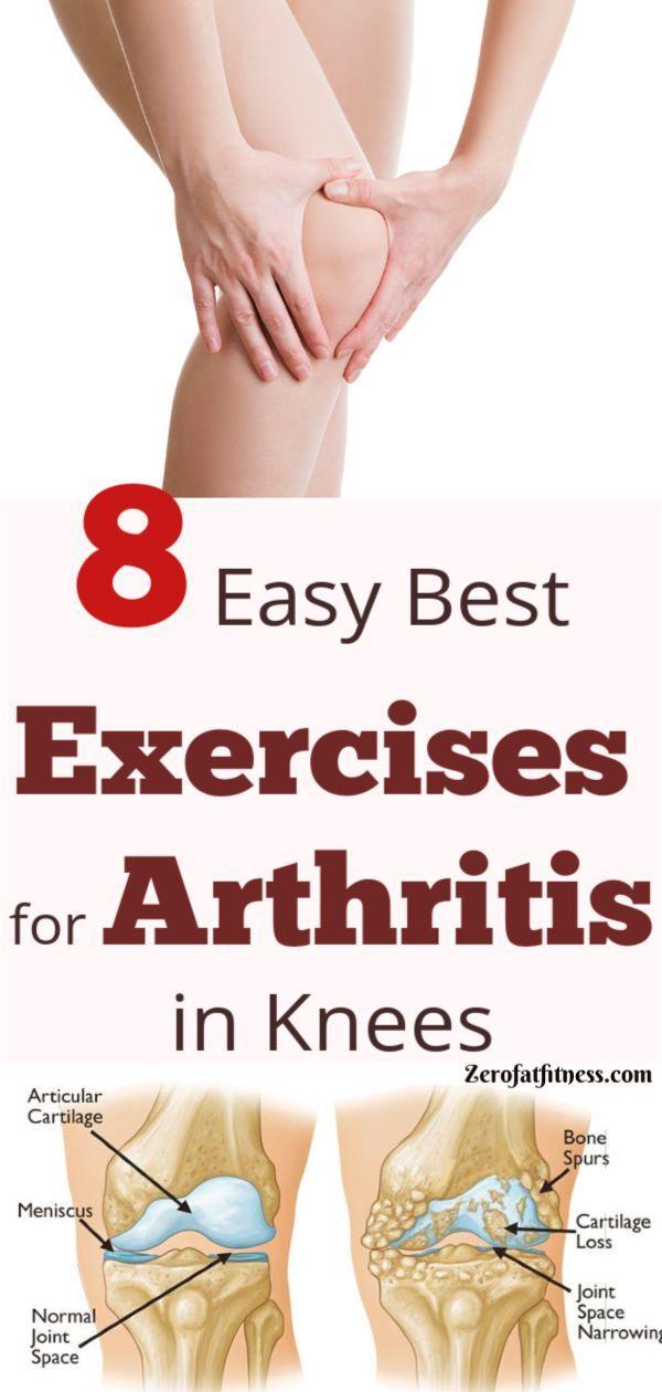 Easy Best Exercises For Arthritis In Knees Try These Physiotherapy Exercises For Knee Arthritis Pain Relief Arthritis Health Fitness