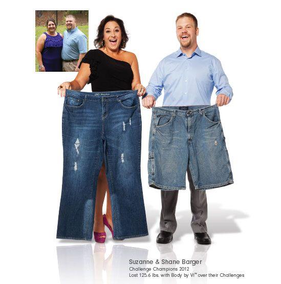 visalus weight loss success
