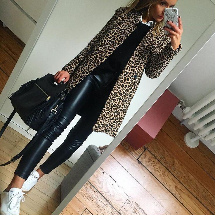 "Céline auf Instagram: ""Friday 🖤 # outfit # o…"