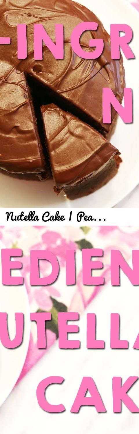 Nutella Cake | Peachy Bunny Bakes | YUM! Desserts... Tags: nutella, baking, cake, nutella cake, 3 ingredient baking, three ingredients, easy cooking, easy baking, easy desserts, yum, recipe, chocolate cake, peachy bunny mel, peachy bunny bakes, michele phan, icon network, icon us, unicon france, icon uk, icon asia, yum desserts, nutella tart, nutella tart recipe, nutella brownies, basic, simple, home, hazelnut, eggs, choc, fudge, chocolate, learn, treat, snack, how to, how-to, molten…