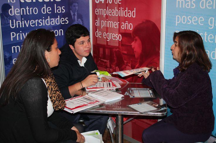 Directores de Escuela de la Facultad de Salud, Deporte y Recreación participan de feria educacional SP21