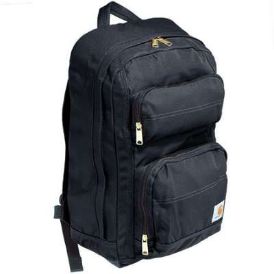 Carhartt Bags: Black 100321 01 Legacy Standard Work Rain Defender Backpack
