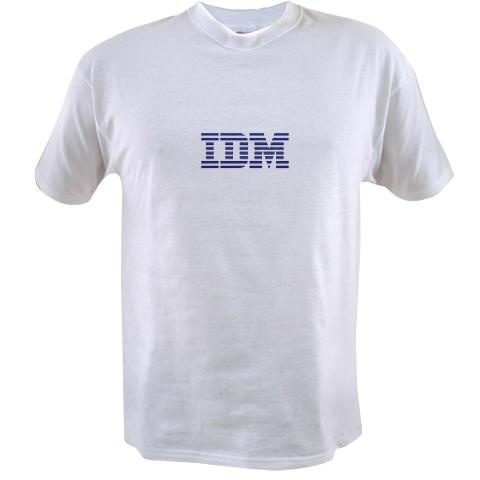 $16  Intelligent Dance Music [IBM] Shirt