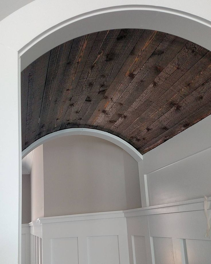 Another peek at some of the features in my clients new custom built home. This is coming from the kitchen to the dining room.  #interiordesign #design #farmhousestyle #farmhouse #arch #vault  #newconstruction #custom #woodsandwhiteswednesday #nashville #brentwood #franklin #collegegrove #thompsonsstation #springhill