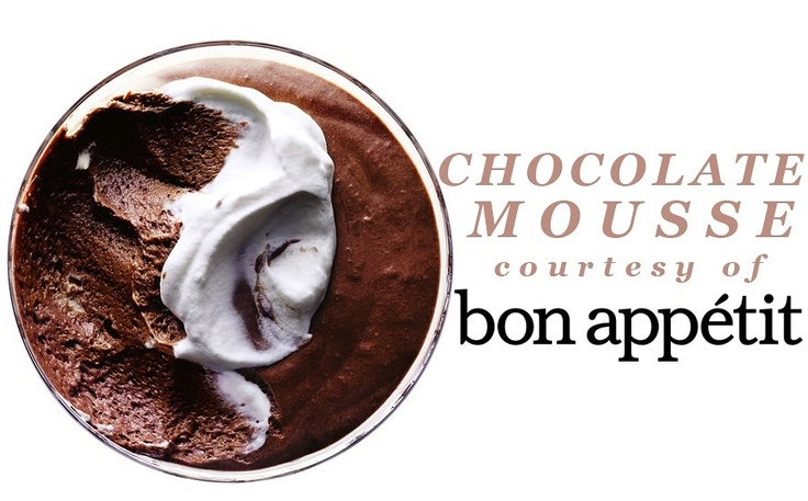 Mousse, Blog and Chocolate on Pinterest