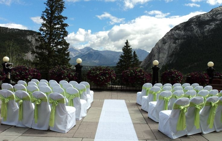 Calgary Wedding Decor & Rentals
