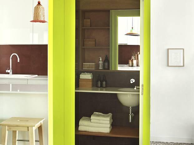 ideas para un bano de un pequeno piso en barcelona de alquiler
