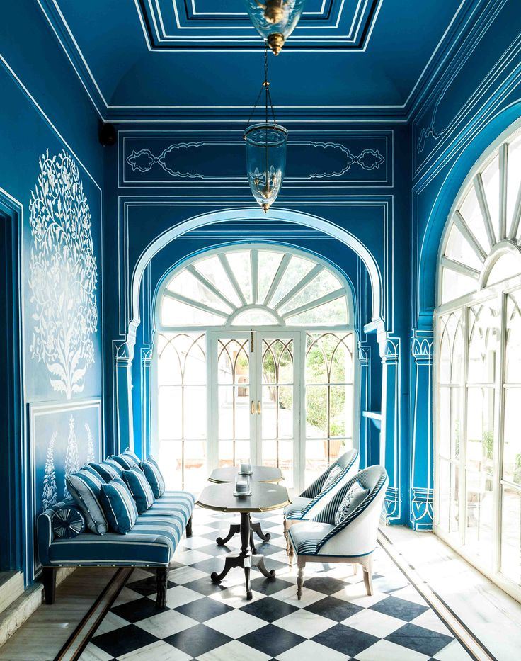 Bar Palladio Jaipur Is A Restaurant And Lounge Located