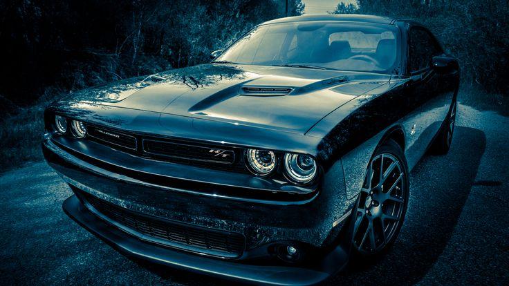 2016 Challenger 6.4L Scat Pack [OC][1920x1080] via Classy Bro