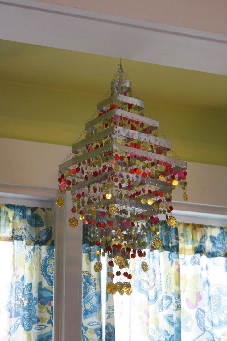 13 best homemade chandelier images on pinterest homemade chris heathers happy hippy haven arubaitofo Gallery