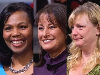 Dr. Oz anti-aging checklist .... 2 of these women are over 60