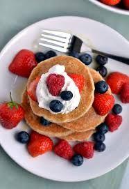 Coconut pancakes ( gluten & vegan free)
