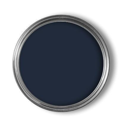 Flexa lak Strak In De Lak zijdeglans geldersblauw 250ml