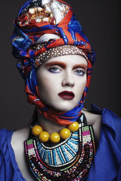 colourful fashion | Hervás & Archer
