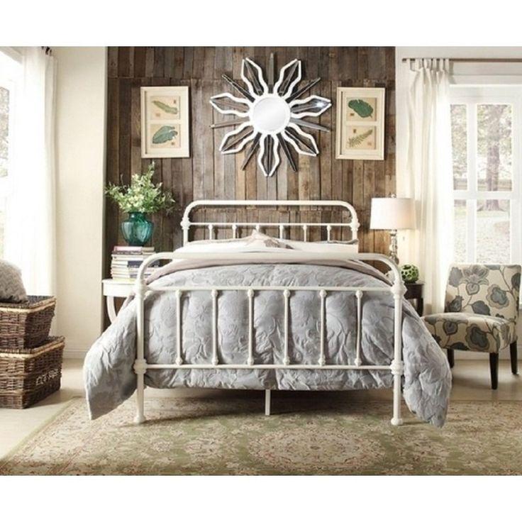 monaco modern metal double bed frame - Buy Bed Frame