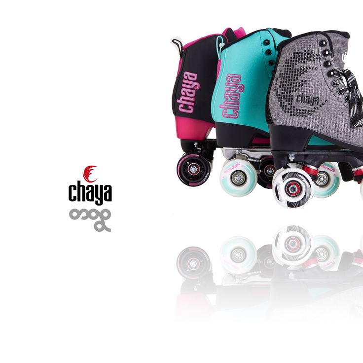 New Chaya 2018 Quad Skates in store and online! #quadskate #Rollerskate #chaya #powerslide