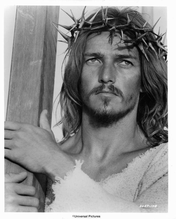 "Ted Neeley as Jesus in the 1973 Norman Jewison film, ""Jesus Christ Superstar"""