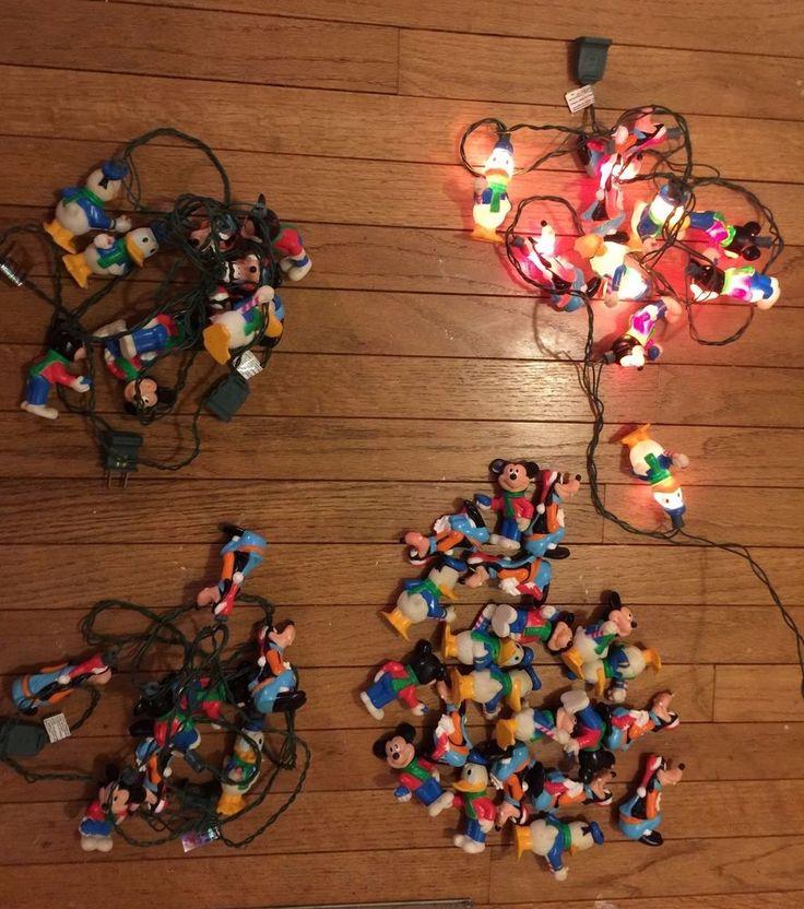 Best 25+ Mickey Mouse Christmas Tree Ideas On Pinterest