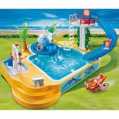 1000 ideas about piscine playmobil on pinterest for Toys r us piscine