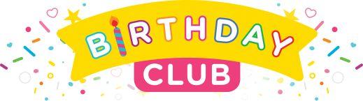 Nick Jr. Birthday Club
