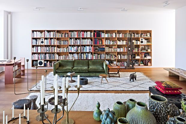 """Blogged on """"Art and Mid Century Modern: The Maharam House in New York"""""""