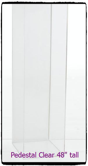 pedestal-clear-48-inches-tall