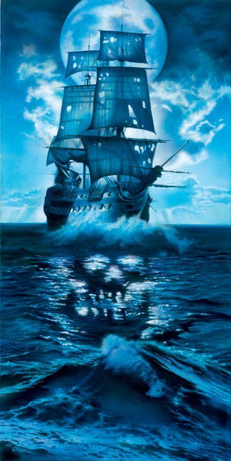 """""""Black Pearl"""" Sherry Kearney:"""