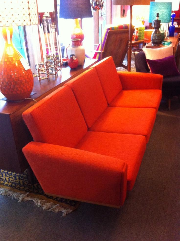 Fully restored Danish 60's lounge