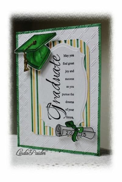 SC437,Graduate by Holstein - Cards and Paper Crafts at Splitcoaststampers