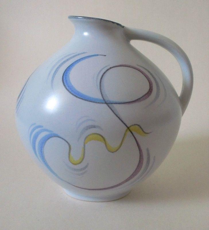 Fab Fifties 'Feo' jug by Waechtersbach (similar to one I own)