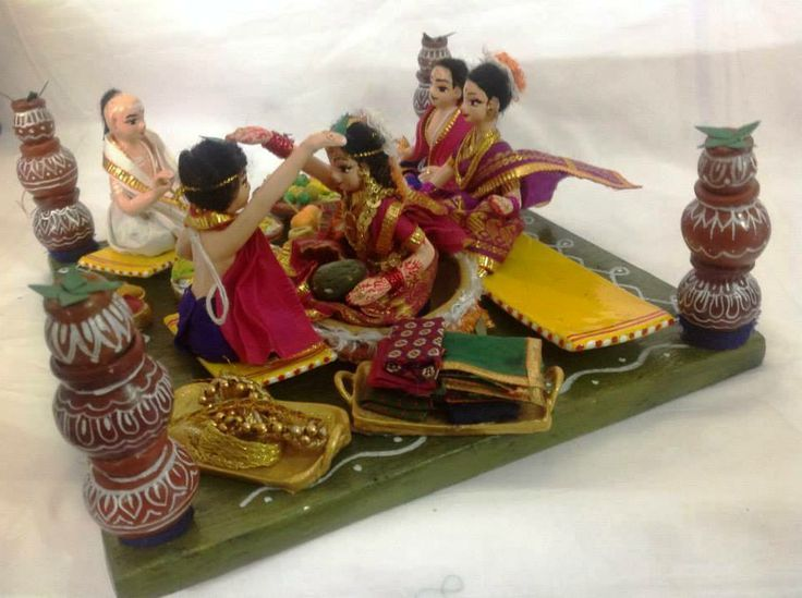 35 best Dolls Ramani images on Pinterest | Indian dolls