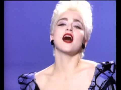 True Blue (1986) by Madonna....♥