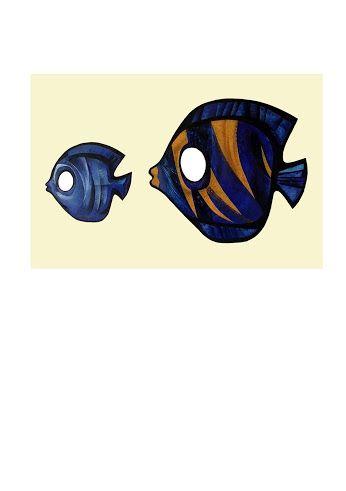 Eva Prokopová návrh na rybičky do školky