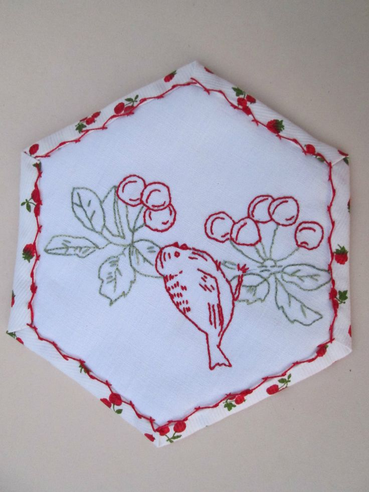 500 Best Images About Hexagon Amp Cirle Embroidery Patterns