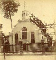 Oorspronkelijke Kathedraal - 1830 - De huidige is er omheen gebouwd